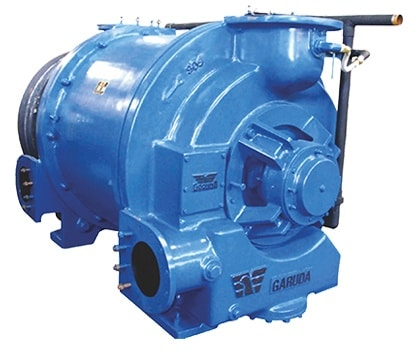 Vacuum pumps conical port